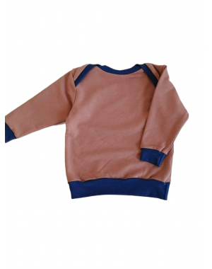 Sweat enfant bio